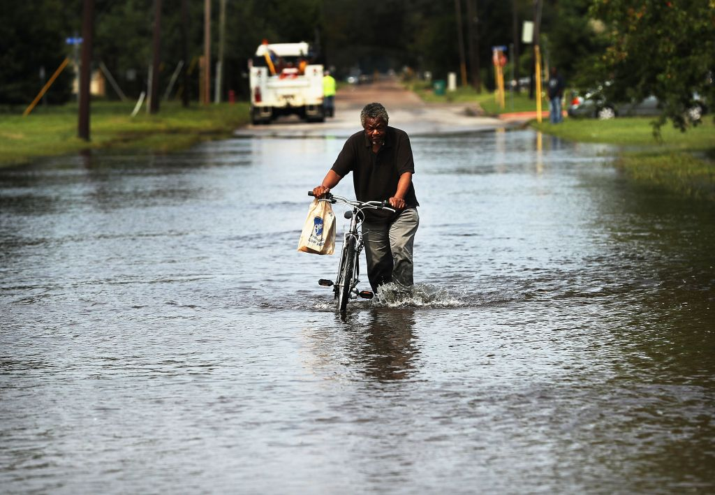 Floods Hinder Recovery Efforts In Southeast Texas