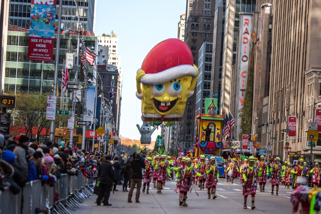 91st Annual Macy's Thanksgiving Day Parade 2017