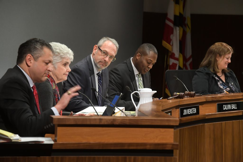 Howard County Council will vote on whether it should become a sanctuary county