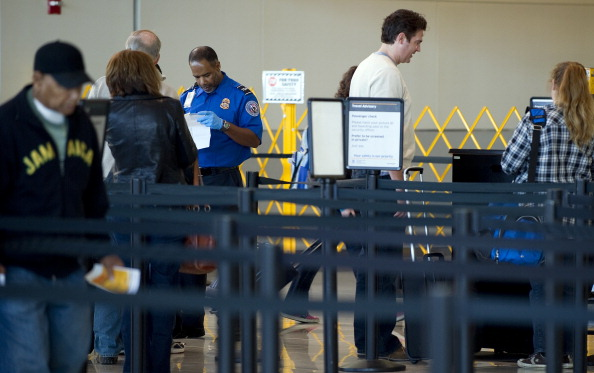 A Transportation Security Administration