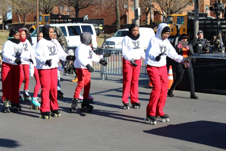 19th Annual Martin Luther King Jr. Day Parade