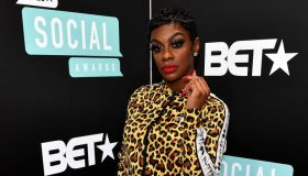 2019 BET Social Awards At The Tyler Perry Studios - Arrivals