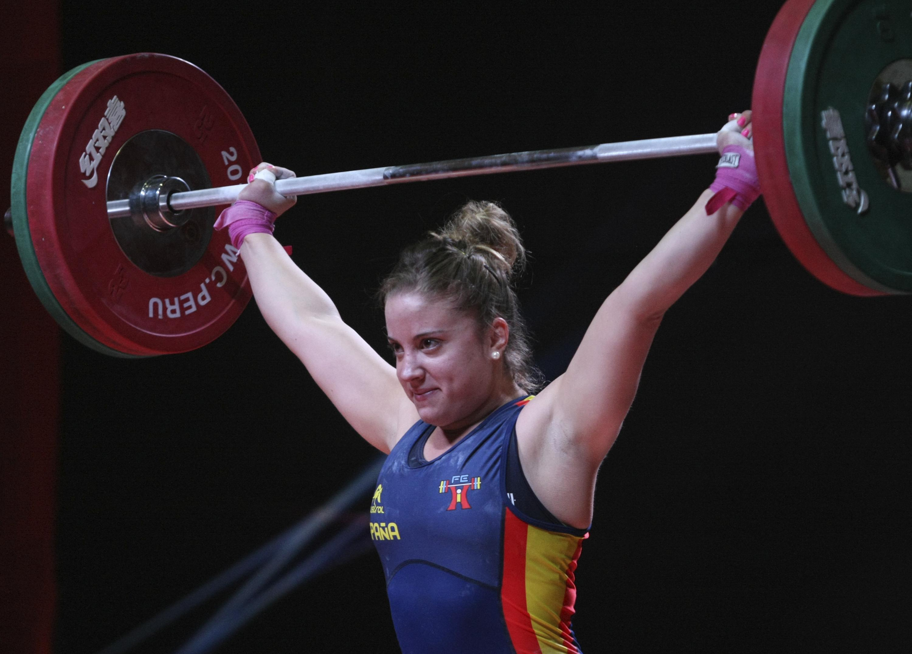 Junior Weightlifting World Championship 2013 - Day Four