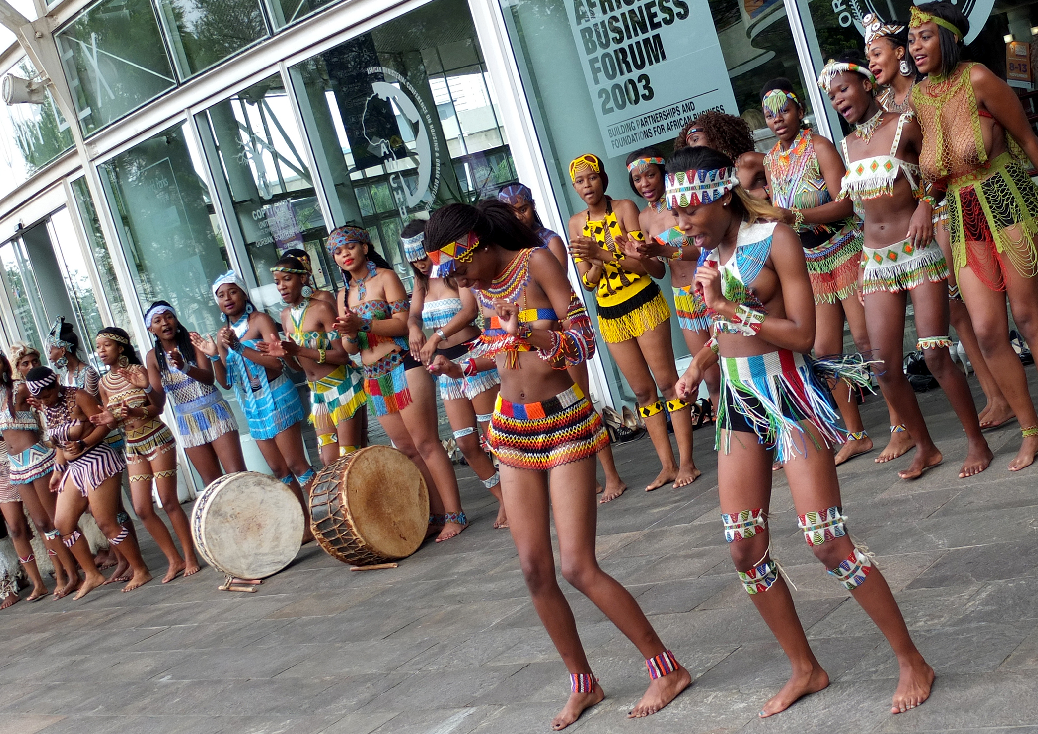 Steve Harvey graces the Essence International Festival in Durban, South Africa