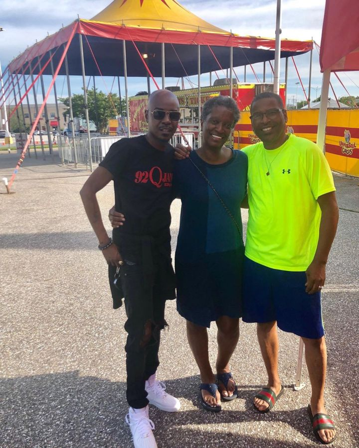 Dre Johnson at The UniverSoul Circus on Friday May 31st, 2019