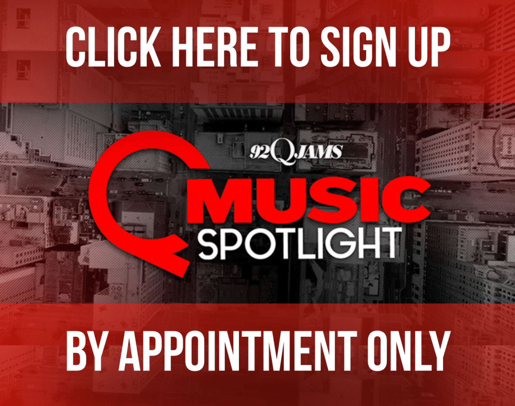 Q Music Spotlight Appointment