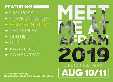 AFRAM 2019 Poster