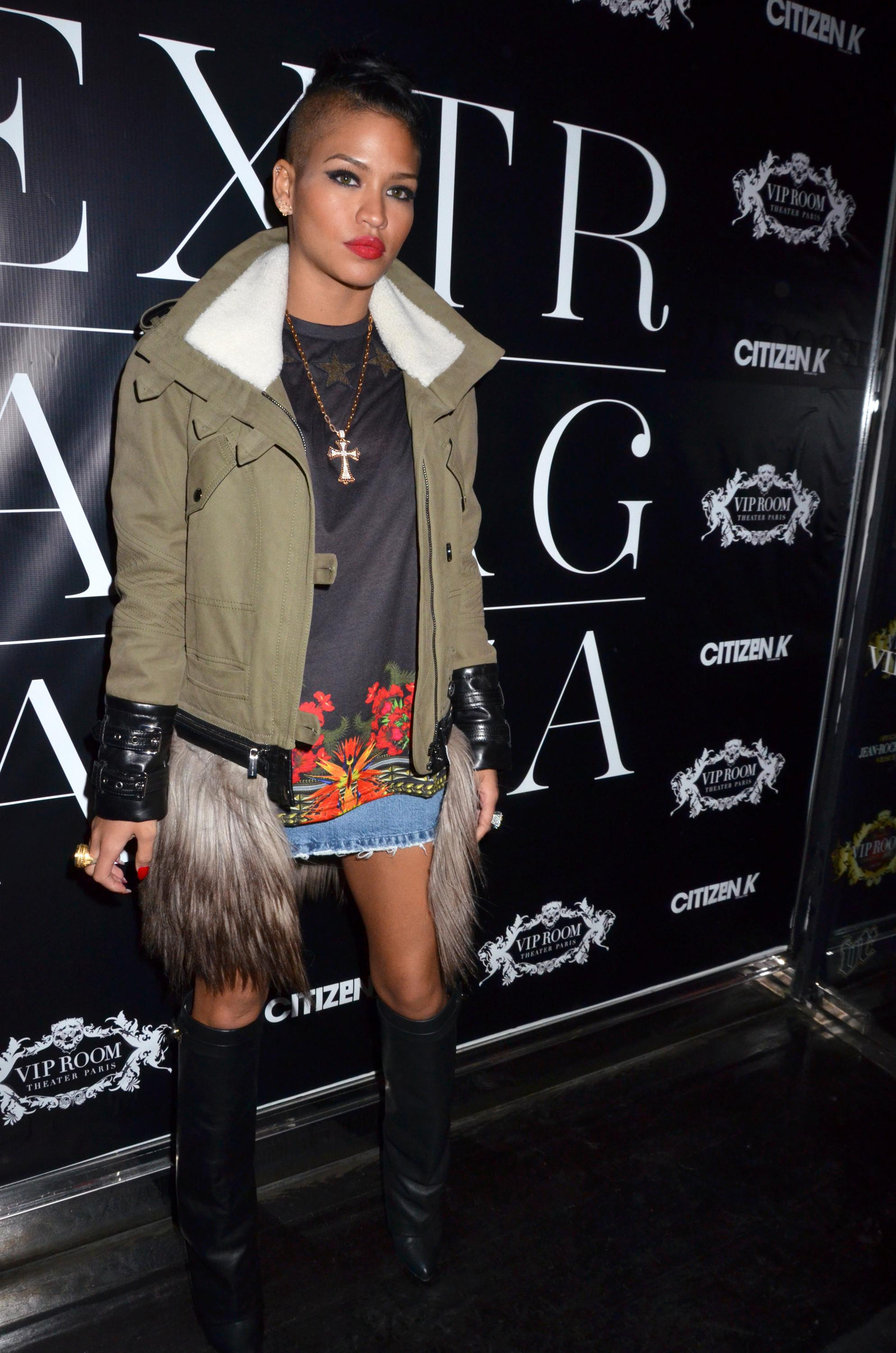 P.Diddy Party - Paris Fashion Week Womenswear Fall/Winter 2012 at VIP Room Theatre