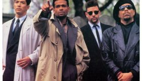Judd Nelson And Ice-T In 'New Jack City'