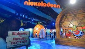 Nickelodeon Unveils SpongeBob SquarePants: The Bikini Bottom Experience In Los Angeles
