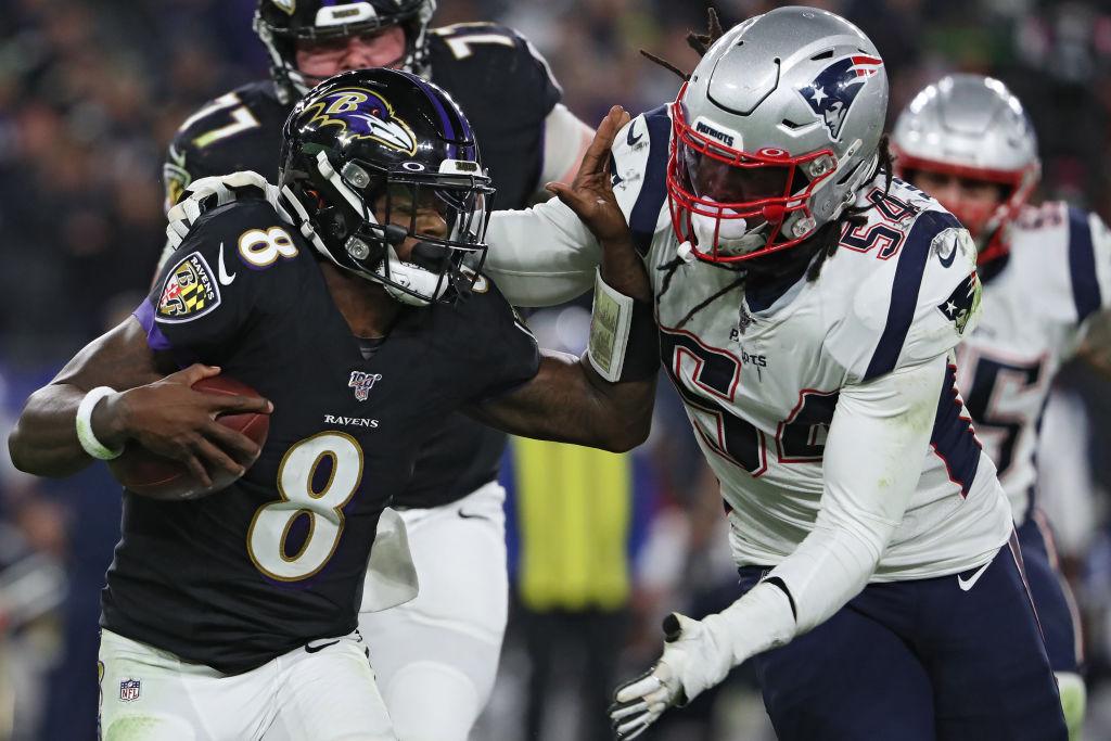 New England Patriots vBaltimore Ravens