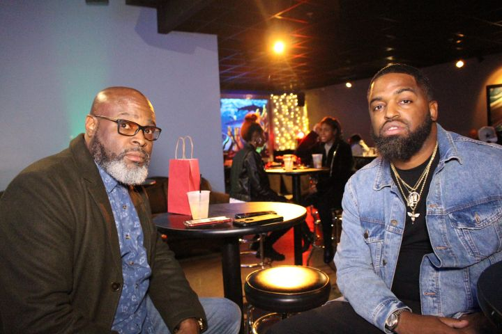 UNDER8ED Listening Event with Pardison Fontaine