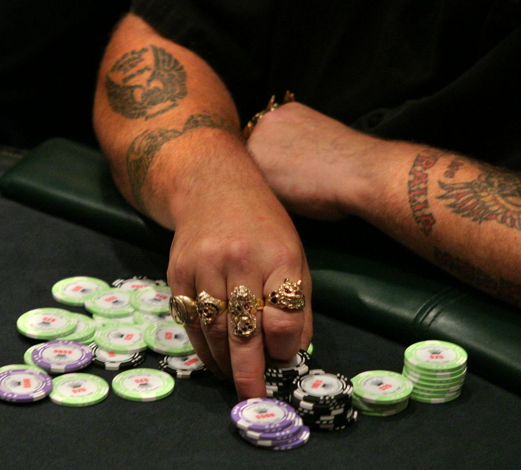 Generic action from the Australian Millions Poker Tournament which began today a