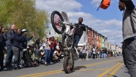 Continued coverage of Baltimore after the death of Freddie Gray