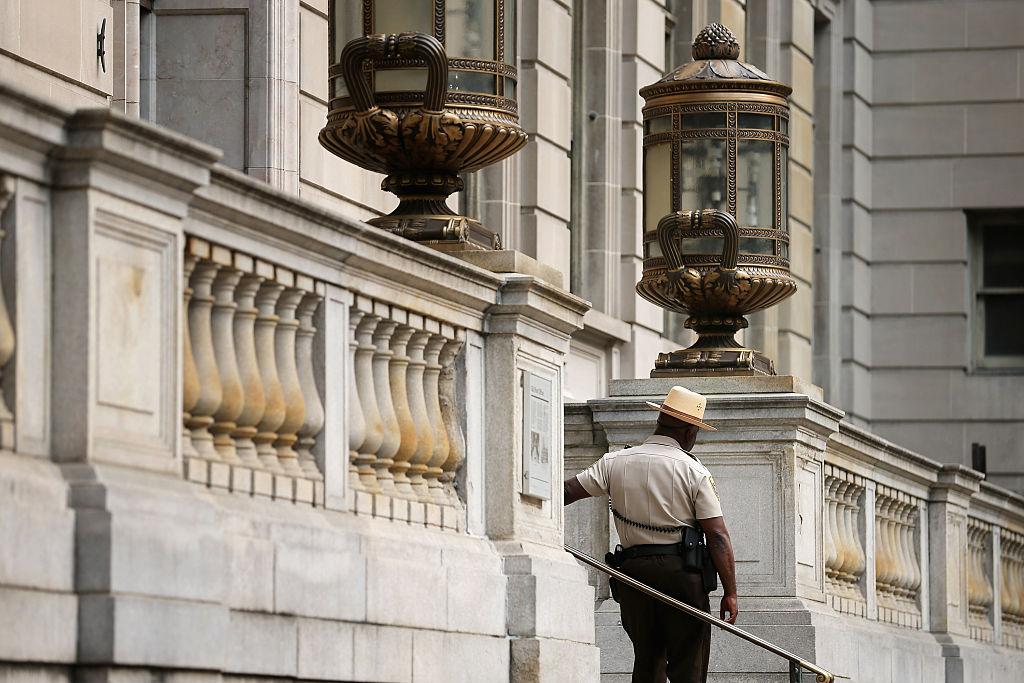 Baltimore Tense As Pre-Trial Motions Begin In Freddie Gray Death Case