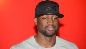NBA Player Dwyane Wade Visits China