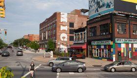iCare Baltimore Landing Page