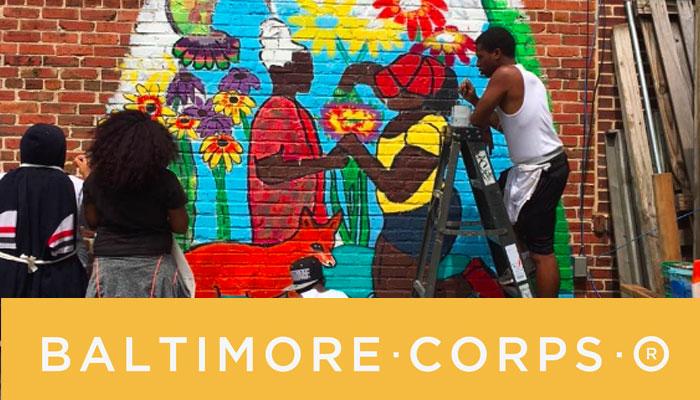 Baltimore Corps ICare Baltimore Page