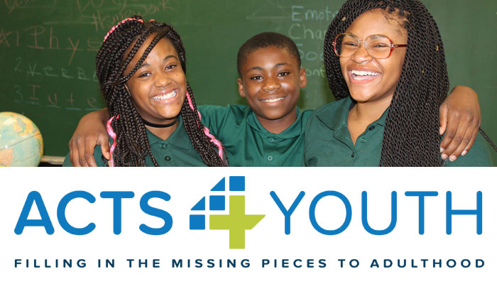 Acts 4 Youth - ICare Baltimore Page