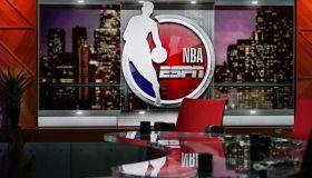 NBA on ESPN Studio