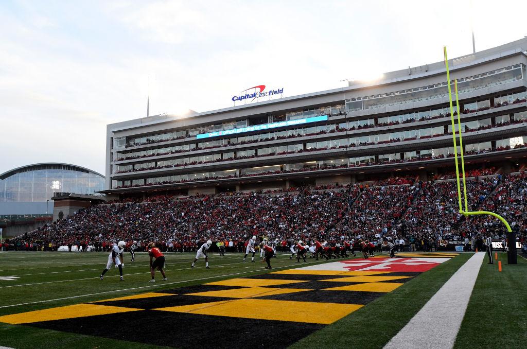 Penn State v Maryland