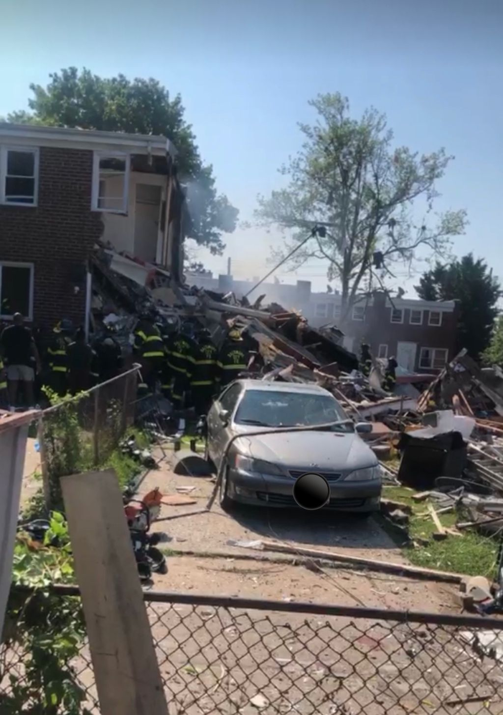 Home Explosion