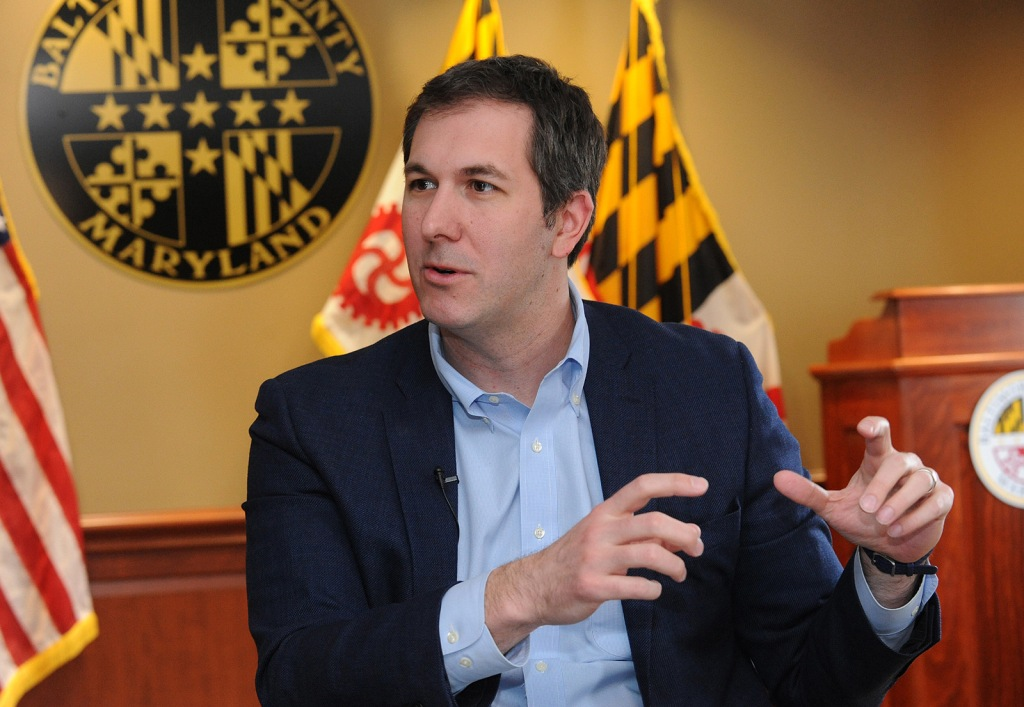 Baltimore county executive calls out code violations at Kushner properties