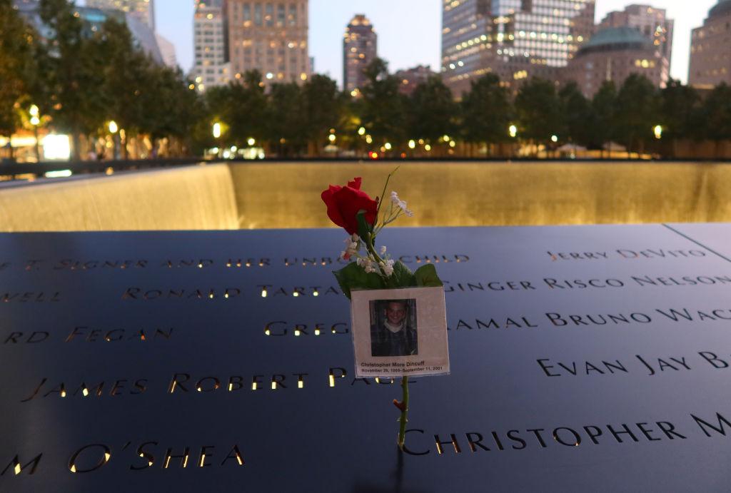 The National September 11 Memorial in New York City