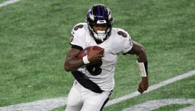 Baltimore Ravens v New England Patriots