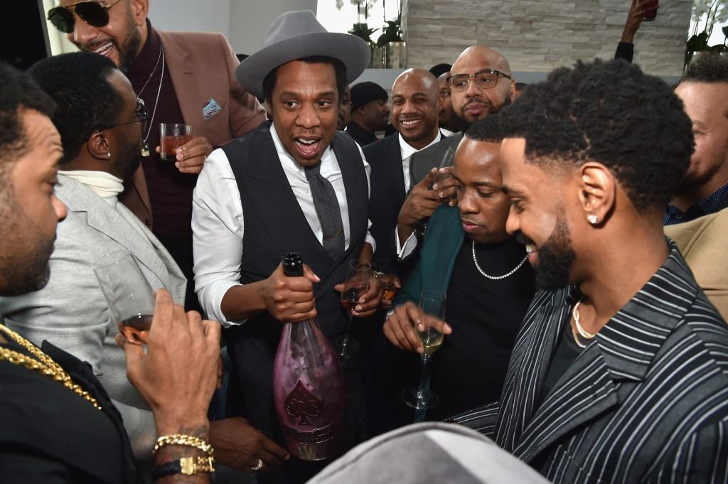 2018 Roc Nation Pre-Grammy Brunch