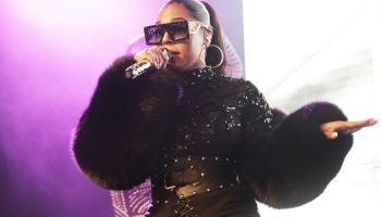 Ashanti Performing at Liverpool Guild of Students