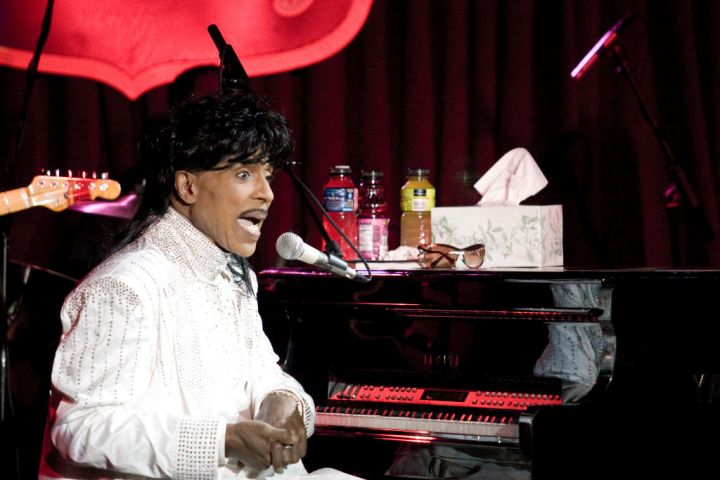 Bill Tompkins Little Richard Archive