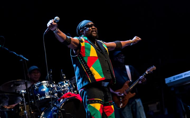 Toots and the Maytals performing live at the O2 Academy in Bournemouth