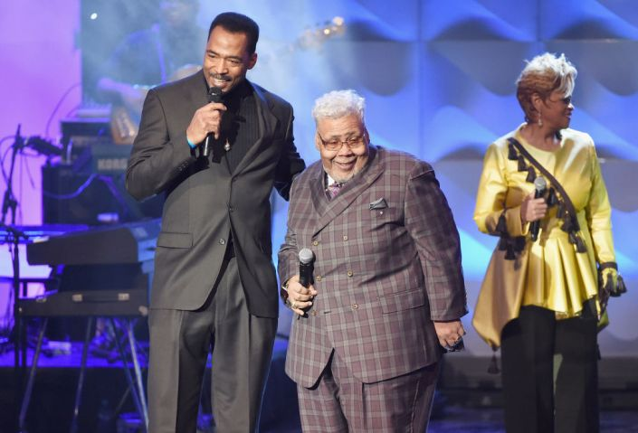 BET Presents 19th Annual Super Bowl Gospel Celebration - Show