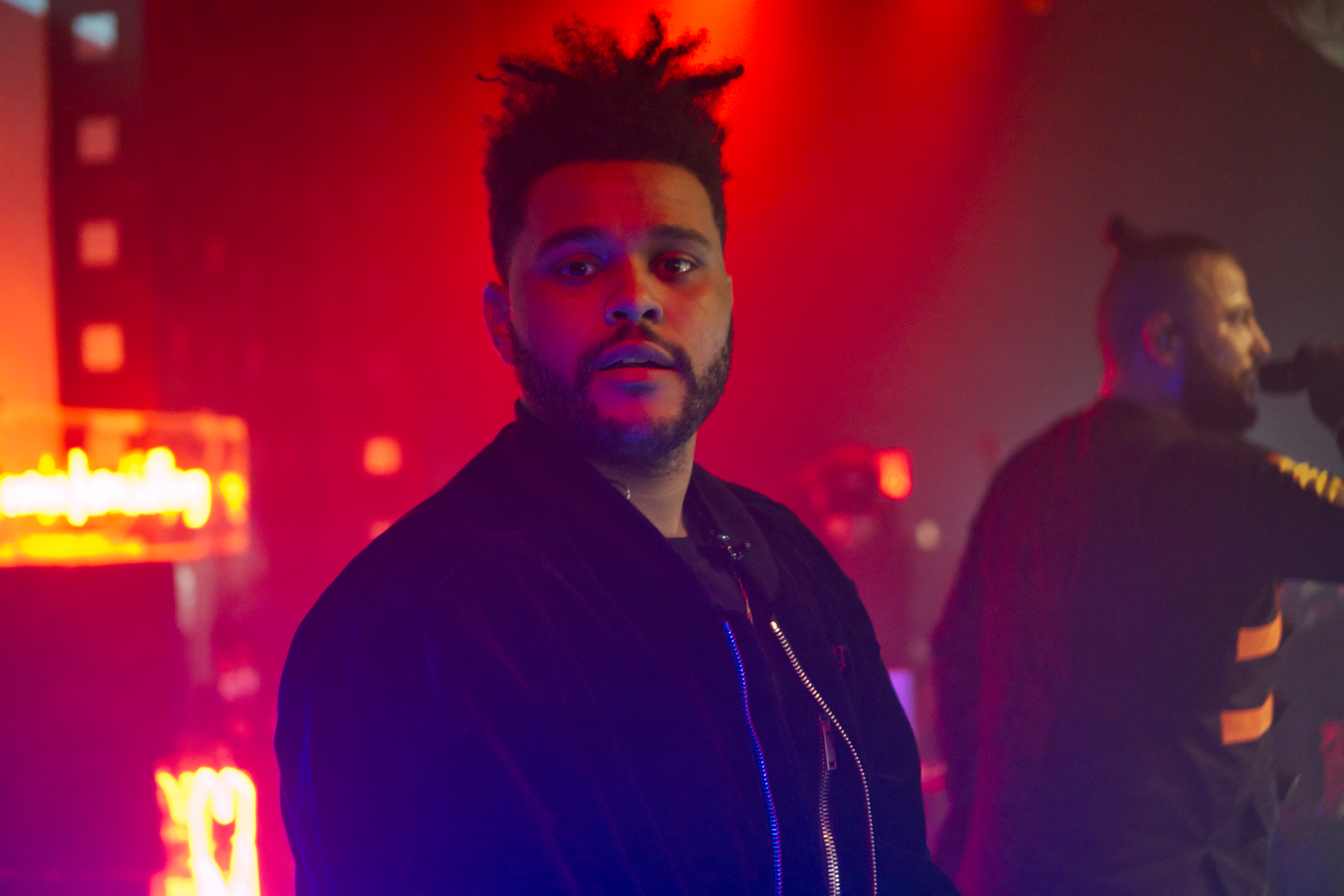 Belly, The Weeknd