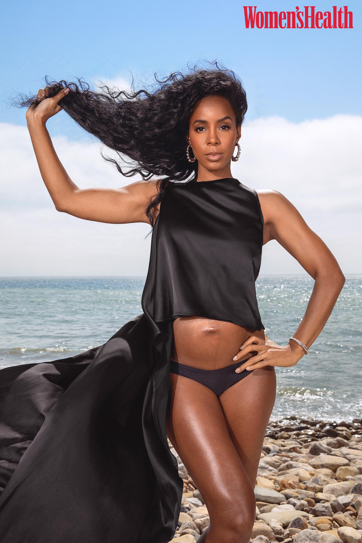 Kelly Rowland Women's Health Cover