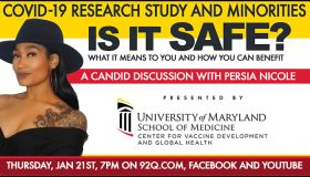 COVID-19 Research Study and Minorities: IS IT SAFE?