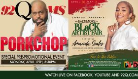 Black Artists Fair Live Stream with Porkchop