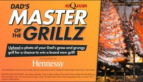 DAD'S MASTER OF THE GRILLZ CONTEST