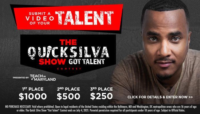 "The Quicksilva Show ""Got Talent"" Contest – Win Up To $1000!"