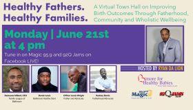 Healthy Fathers, Healthy Families w/ Ryan Da Lion