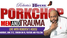 Men and Trauma with Roberta's House