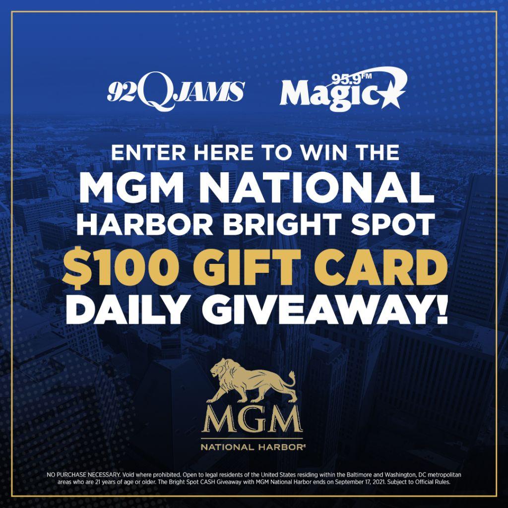 MGM Brite Spot