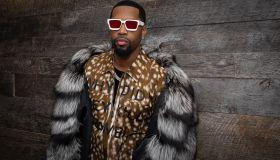 Safaree Samuels from VH1's Love & Hip Hop New York