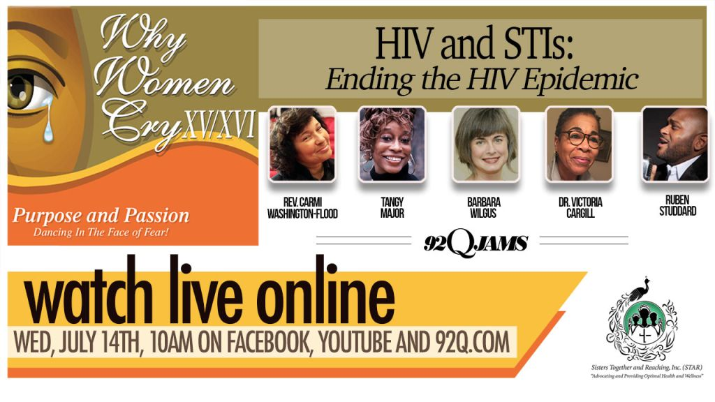 Why Women Cry: Women's Health - HIV and STIs: Ending the AIDS epidemic