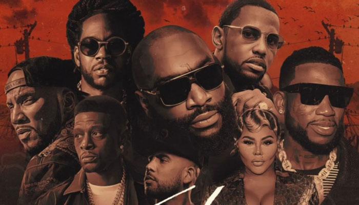 Feed The Streetz Tour starring Rick Ross, Jeezy, Gucci Mane, 2Chainz, Fabolous, Lil Kim, Boosie Badazz and DJ Drama at Royal Farms Arena