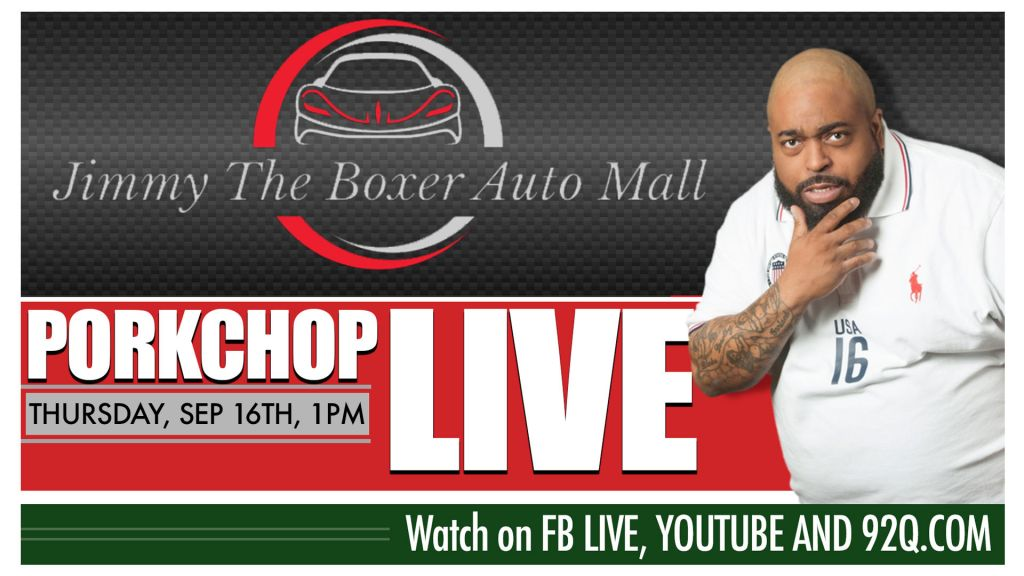 Jimmy The Boxer Automall Inventory Live Event with Porkchop