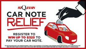 92Q & Jimmy The Boxer Car Note Relief Contest_RD Baltimore WERQ_September 2021